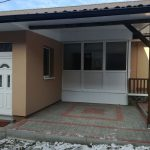 Zastrešenie terasy, výmena okien a dverí, nová predsieň, hormax