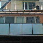 Balkón na rodinnom dome, hormax