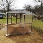 Záhradný skleník na mieru,hormax