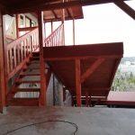Drevené prístrešky k domu-Humenné, Hormax