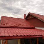 Zastrešenie terasy drevom - Prešov s podbitým stropom tatranským profilom. Atypické rozmery na mieru. Montáž a výroba prístreškov a pergol,hormax