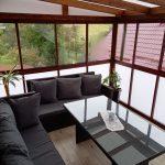 Priestranná zimná záhrada-Prešov. Okrem zimných záhrad zasklievame terasy, balkóny a lodžie od návrhu po realizáciu, hormax