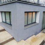 Zasklenie-Humenné mliečne sklo osadené do hliníkových profilov. Zasklíme pre Vás terasy, balkóny, zimné záhrady, lodžie,hormax